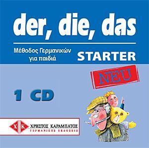 Εικόνα της der, die, das STARTER NEU - 1 CD