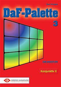 Εικόνα της DaF-Palette 3: Konjunktiv II GRUNDSTUFE