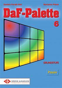 Εικόνα της DaF-Palette 6: Passiv GRUNDSTUFE