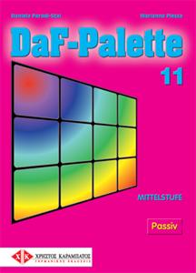 Εικόνα της DaF-Palette 11: Passiv MITTELSTUFE