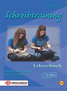 Εικόνα της Schreibtraining - Lehrerbuch (Βιβλίο το