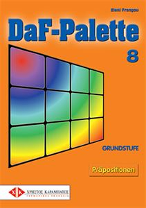 Εικόνα της DaF-Palette 8: Präpositionen GRUNDSTUFE