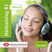 Εικόνα της Hörtraining B1 - 1 MP3-CD