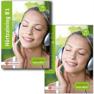 Εικόνα της Hörtraining B1 - 7 CDs