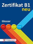 Εικόνα της Zertifikat B1 neu - Glossar (Γλωσσάριο)