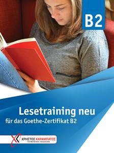 Εικόνα της Lesetraining B2 neu für das Goethe-Zert