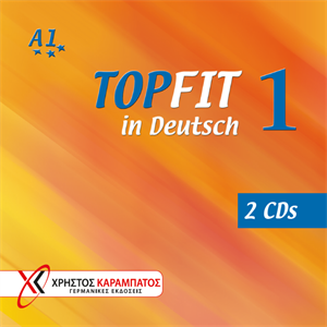 Εικόνα της TOPFIT in Deutsch 1 - 2 CDs