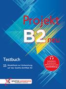 Εικόνα της Projekt B2 neu - Testbuch (Βιβλίο του μ