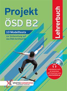 Εικόνα της Projekt ÖSD B2 – Lehrerbuch mit MP3-CD
