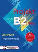 Εικόνα της Projekt B2 neu - Lehrerbuch (Βιβλίο του