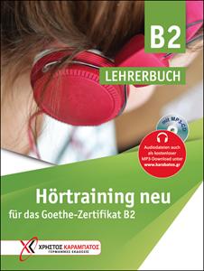 Εικόνα της Hörtraining B2 neu für das Goethe-Zerti
